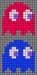 Alpha pattern #7725 variation #155154