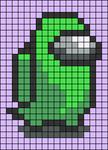 Alpha pattern #85745 variation #155334
