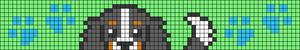 Alpha pattern #79589 variation #155341