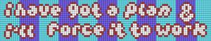 Alpha pattern #78218 variation #155347