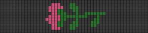 Alpha pattern #85987 variation #155529