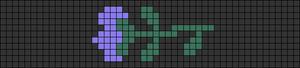 Alpha pattern #85987 variation #155530