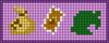 Alpha pattern #85934 variation #155540