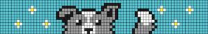 Alpha pattern #79419 variation #155549