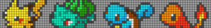 Alpha pattern #85391 variation #155556