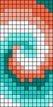 Alpha pattern #31521 variation #155584