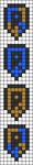 Alpha pattern #81719 variation #155660