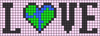 Alpha pattern #85678 variation #155672