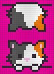Alpha pattern #54155 variation #155702