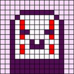 Alpha pattern #86141 variation #155798