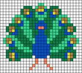 Alpha pattern #54907 variation #155803