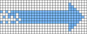 Alpha pattern #86065 variation #155812