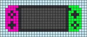 Alpha pattern #86136 variation #155834