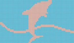 Alpha pattern #56735 variation #155842