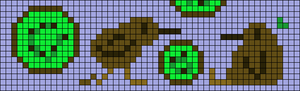 Alpha pattern #84876 variation #155872