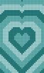 Alpha pattern #86152 variation #155951