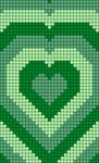 Alpha pattern #86152 variation #155953