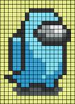 Alpha pattern #85745 variation #155967