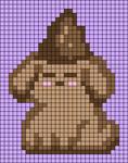 Alpha pattern #59427 variation #155995
