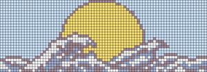 Alpha pattern #86261 variation #156020