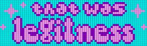 Alpha pattern #74929 variation #156022