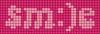 Alpha pattern #60503 variation #156039