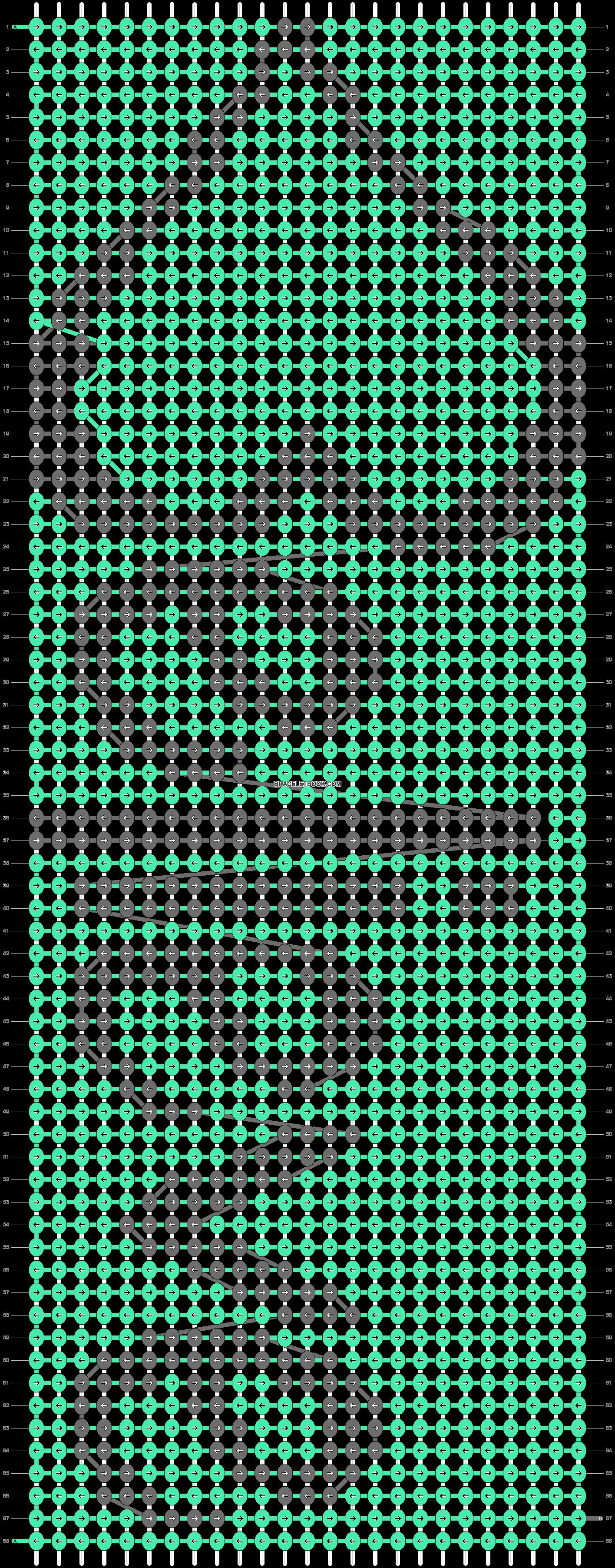 Alpha pattern #36351 variation #156066 pattern
