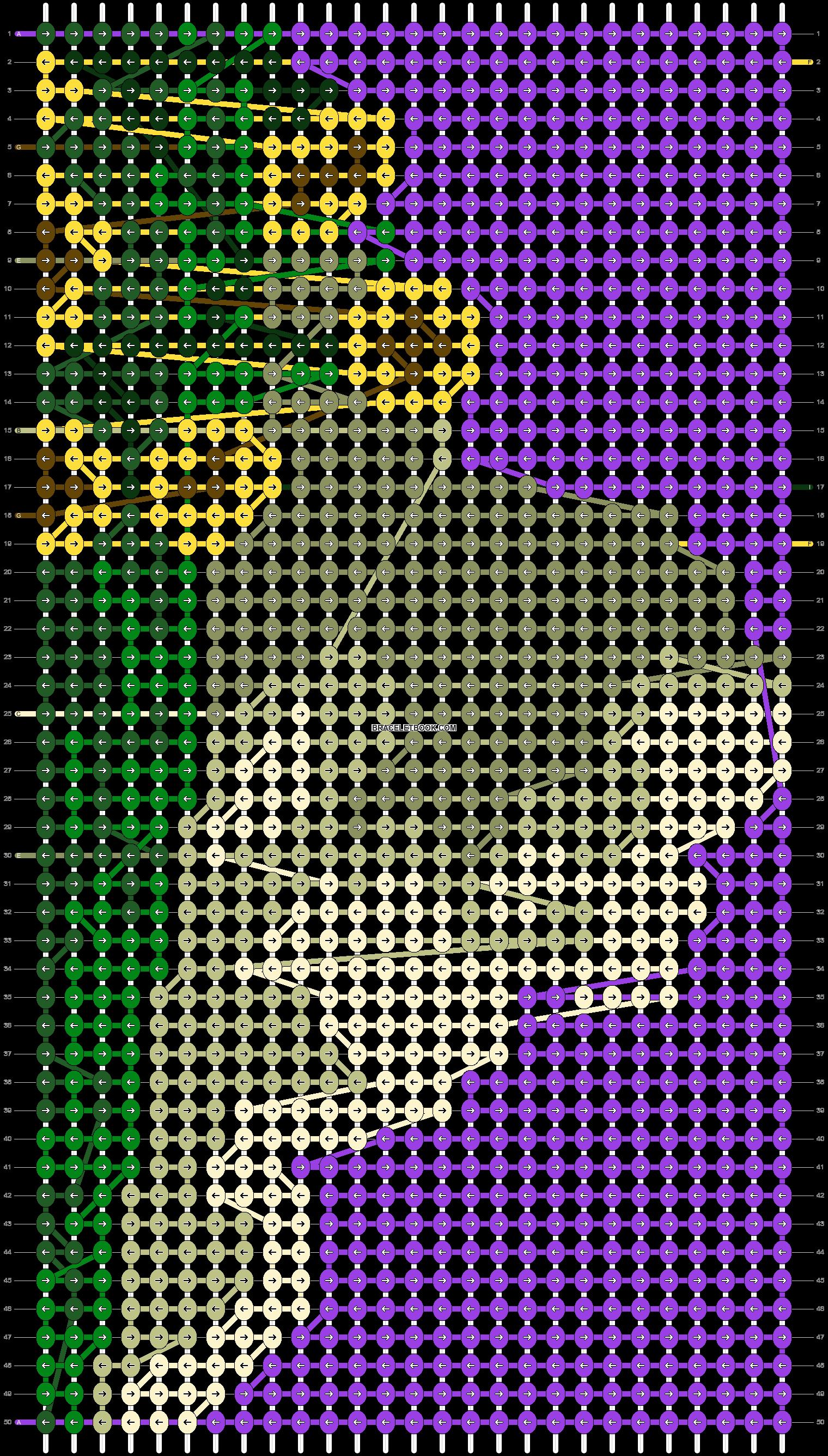 Alpha pattern #86316 variation #156091 pattern