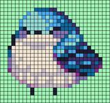 Alpha pattern #86286 variation #156096