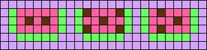 Alpha pattern #86237 variation #156139