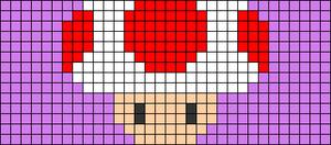 Alpha pattern #86185 variation #156141