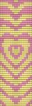Alpha pattern #86377 variation #156227