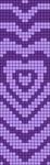 Alpha pattern #86377 variation #156246