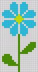 Alpha pattern #86507 variation #156319
