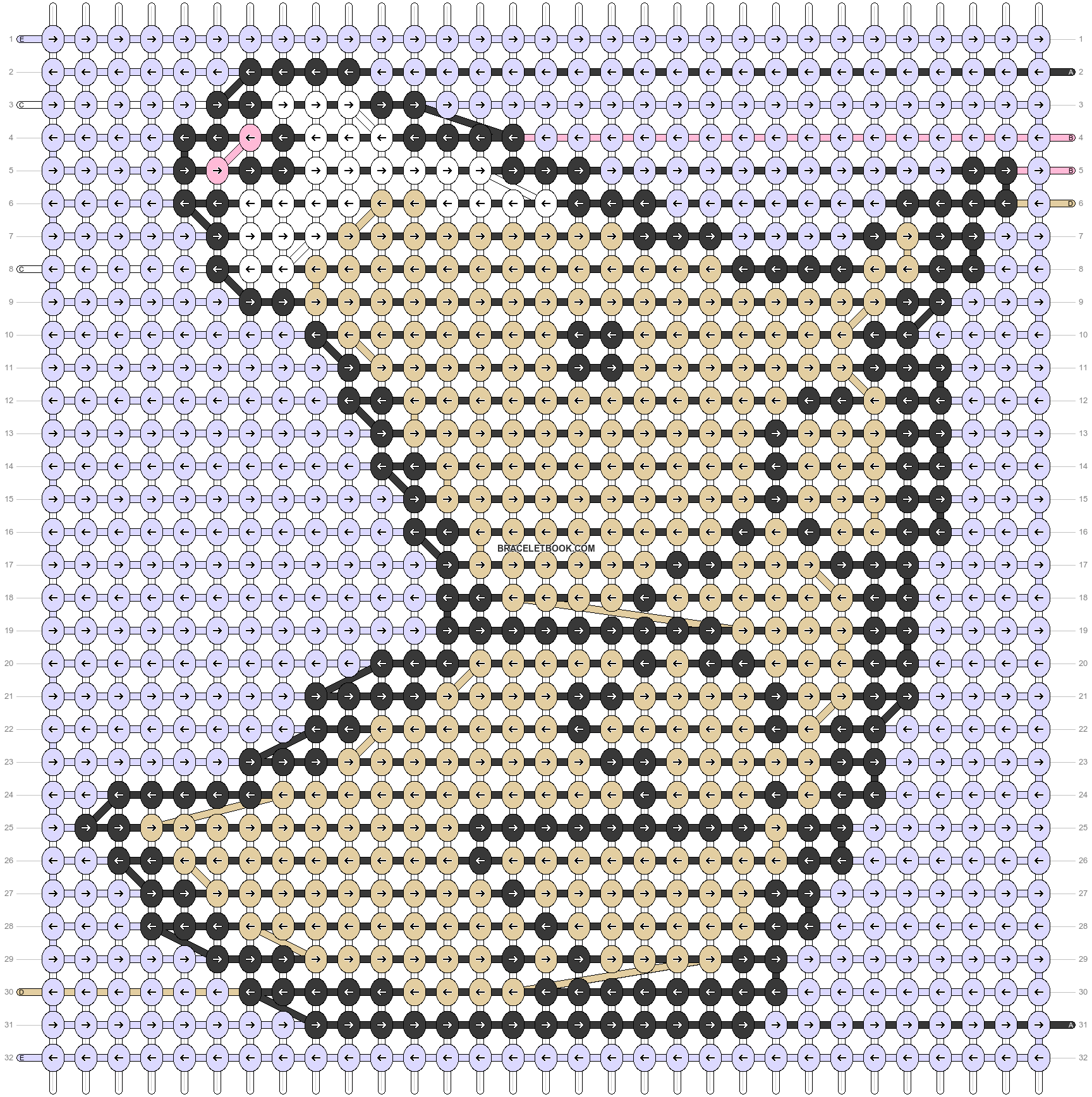Alpha pattern #77913 variation #156363 pattern