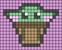 Alpha pattern #86526 variation #156377