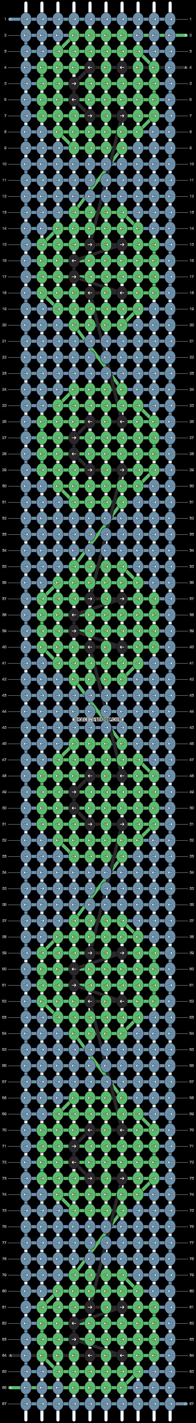 Alpha pattern #86446 variation #156423 pattern