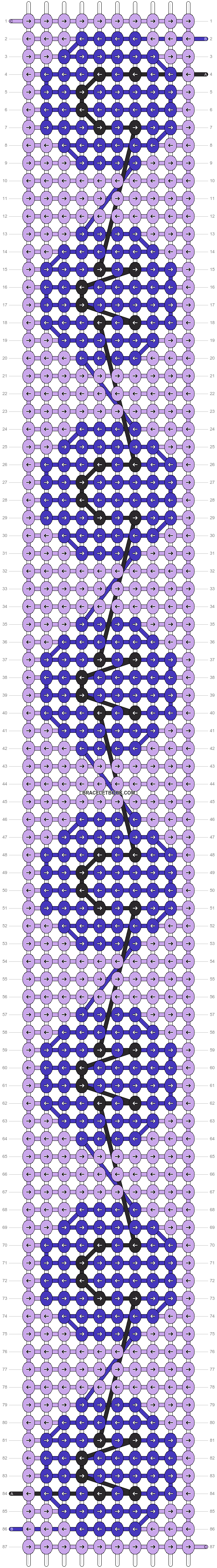 Alpha pattern #86446 variation #156427 pattern