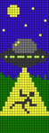 Alpha pattern #86561 variation #156477