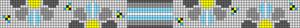Alpha pattern #86612 variation #156497