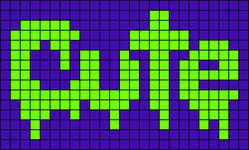 Alpha pattern #32833 variation #156506