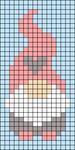 Alpha pattern #73372 variation #156517