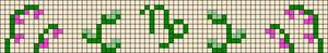 Alpha pattern #84889 variation #156551