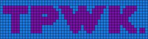Alpha pattern #38816 variation #156585