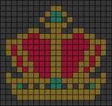 Alpha pattern #79373 variation #156592
