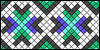 Normal pattern #23417 variation #156617