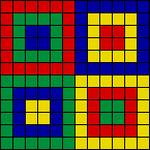 Alpha pattern #86624 variation #156643