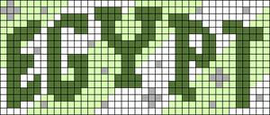 Alpha pattern #79755 variation #156651