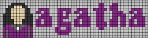 Alpha pattern #84789 variation #156660