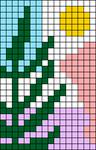 Alpha pattern #53003 variation #156673